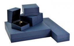 In hộp giấy đựng đồng hồ, trang sức chất lượng cao cùng Việt In