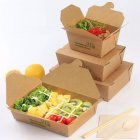 Có nên sử dụng hộp giấy đựng thực phẩm không ?