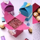 Mẹo gấp hộp giấy dễ dàng và tiện lợi