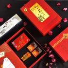 In hộp đựng quà Tết đẹp sang tại Việt In