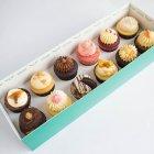 In hộp giấy đựng bánh cupcake siêu dễ thương