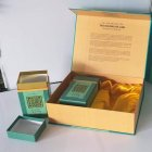 In hộp cứng đựng trà quà tặng Tết
